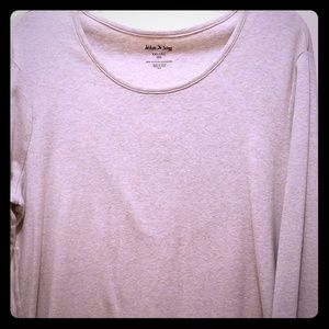 White stag long sleeve top